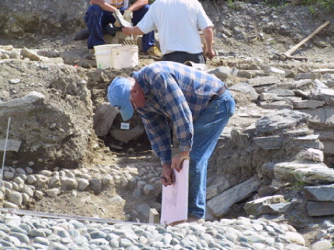 Archaeologist doing some great things in Ferryland